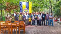 Hendek'li Fenerbahçe'liler Yönetim Kurulu Üyesini Ağırladı