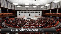 OHAL SÜRESİ UZATILDI