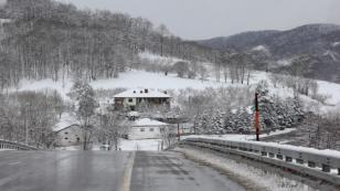 Ali Eşme'nin Objektifinden Kış Manzaraları