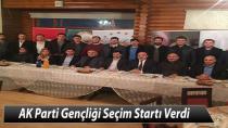AK Parti Gençliği Seçim Startı Verdi