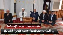 SOFUOĞLU ANISINA MEVLİD-İ ŞERİF