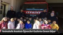 Yenimahalle Anaokulu Öğrencileri Gezilerine Devam Ediyor