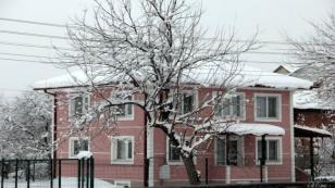 Ali Eşme'nin Objektifinden Tarihi Evlerde Kış Manzaraları