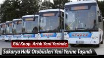 Gül Koop. Halk Otobüsleri Yeni Terminal Karşısına Taşındı