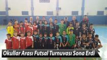 Okullar Arası Futsal Turnuvası Sona Erdi