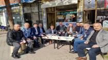 AK PARTİ HENDEK MAHALLE ZİYARETLERİ