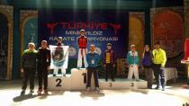 Temizel Şampiyon, Sudenaz Türkiye İkincisi Oldu