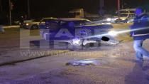 Hendek'te Kaza Dört Yaralı