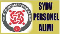 Hendek Sosyal Yardımlaşma ve Dayanışma Vakfına Personel Alınacak