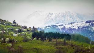 Ali Eşme'nin Objektifinden 23 Nisan Sabahı Hendek'ten Görüntüler
