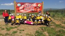 Pırıltı Anaokulu Öğrencilerinden Hatıra Ormanı