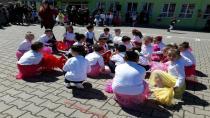 Noksel İlkokulu Öğrencilerinin Performansı Göz Doldurdu
