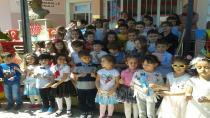 Anaokulu Öğrencilerinden 23 Nisan Coşkusu