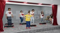 Özel Çocukların Gösterileri Büyük Beğeni Topladı