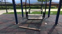 Bu Şikayet Bayraktepe'de ki Çocuk Parkı İçin