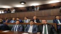 Sofu Ankara'da Milletvekilleri İle Görüştü