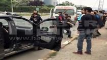 Suriye'liler Servis ve İşçilere Saldırdı