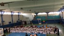 Hendek'te Karateciler Bir Üst Kuşağa Terfi Etti