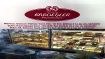 Kardeşler Pastaneleri; Ramazan Bayramınız Mübarek Olsun