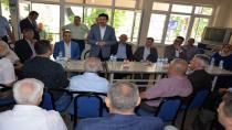AK Parti Hendek Teşkilatı bayramlaştı