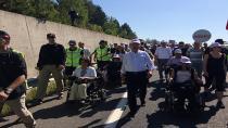 Azak'tan Adalet Yürüyüşü Açıklaması