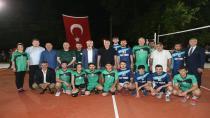 Kafkas ve Adige Halkları Voleybol Turnuvası Start Aldı