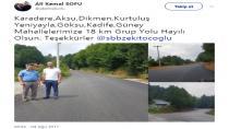 Sofu Twitter'den Zeki Toçoğlu'na Teşekkür Etti