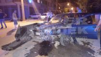 Hendek'te Kaza 8 Yaralı