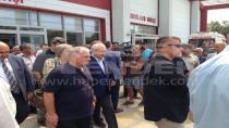 Kılıçdaroğlu'ndan Yaralılara Geçmiş Olsun Ziyareti