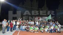 Kafkas ve Adige Halkları Voleybol Turnuvası Sona Erdi