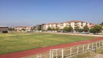 Hendek Atatürk Stadının bakımı yapıldı