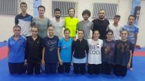 Karateciler İstanbul Open yolculusu