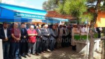 MHP İl Başkanı Bülbül'ün Dedesi Son Yolculuğuna Uğurlandı