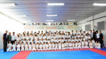 Karatede Kuşak terfi imtihanı yapılacak