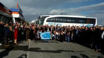 Musul ve Kerkük için Ankara'dalar