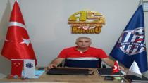 Akova Barışspor Başkanı Nişancı'dan Taziye Mesajı
