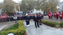 Kaymakam Orhan Burhan'ın 10 Kasım Mesajı