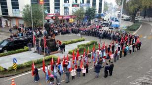Ali Eşme'nin Objektifinden 10 Kasım ve 29 Ekim Cumhuriyet Bayramı