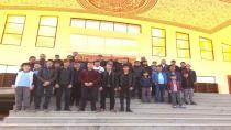 Lise Ve Ortaokul Öğrencileri Sabah Namazında Buluştu