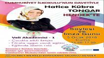 HATİCE KÜBRA TONGAR HENDEK'TE