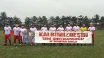 Kazımiyespor Ligin İlk Yarısını Galibiyetle Kapattı