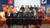 AK Parti Kadın Kollarında Yeni Başkan Yılkın Oldu