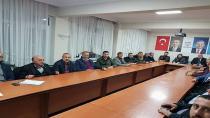 HENDEK AK PARTİ'DE GÖREV DAĞILIMI YAPILDI