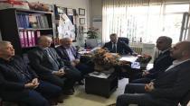 MHP İlçe Başkanı Babaoğlu Fakülte ve MYO'da