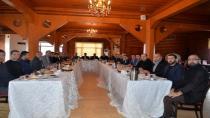Püsküllü ve AK Parti İlçe Teşkilatı Biraraya Geldi