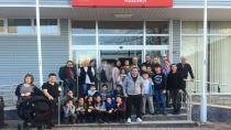 Altunküre Okulu Melek Nişancı Huzurevini Ziyaret Etti
