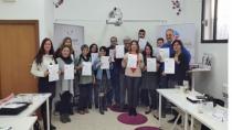 Hendek Halk Eğitimi Merkezi Proje Ekibi İspanya'dan Döndü