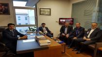 Sofu Ankara'da Milletvekilleri İle Bir Araya Geldi