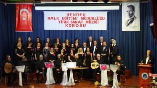 Ali Eşme'nin Objektifinden 2018 Hendek Türk Sanat Müziği Konseri