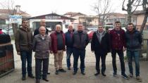 İYİ Parti İlçe Başkanı Eren Esnaf Ziyaretinde
